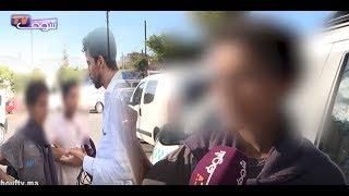 بالفيديو..أطفال متشردون بمحطة ولاد زيان بالبيضاء يدقون ناقوس الخطر..فينكم ألمسؤولين  