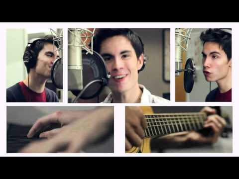 Sam Tsui | Mashup - Love The Way You Lie, Dynamite & Teenage Dream (Cover | HD)