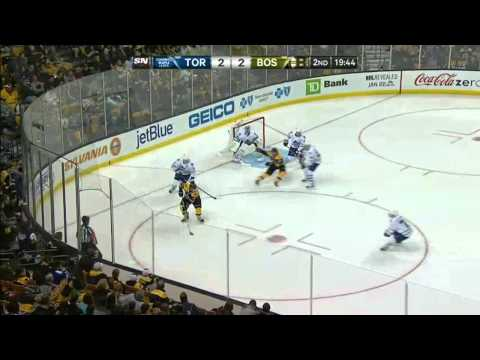 Maple Leafs @ Bruins - Recap (Jan 14, 2014)