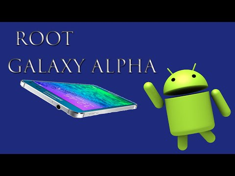 Root Samsung Galaxy Alpha GM-G850M