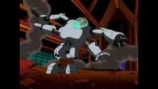Tartarugas Ninja 1ª Temporada 23° Episodio: O Regresso A