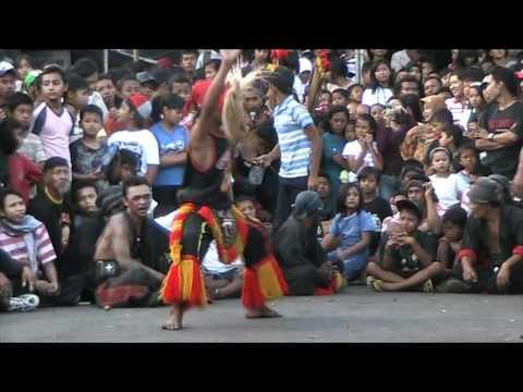 Reog Ponorogo in Complex Sunan  Pandanaran Bayat