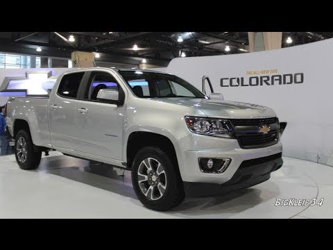 2014 Chevrolet Colorado and GMC Canyon to include Duramax turbo diesel