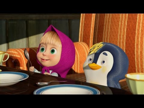 Маша и Медведь - Подкидыш (Masha and the Bear - The Foundling)