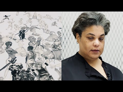 Roxane Gay on Kara Walker | using art to confront history | MoMA BBC | THE WAY I SEE IT