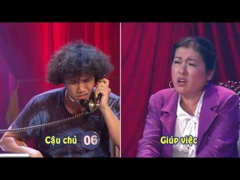 Cười Xuyên Việt - Chung kết 2 (1/5/2015) - Phần thi
