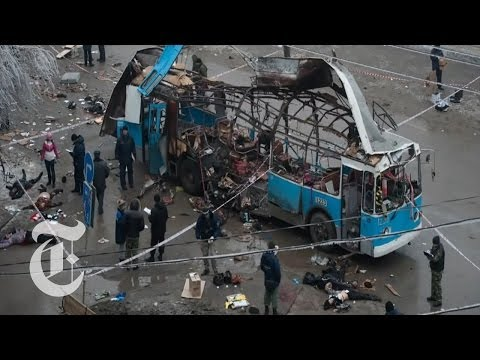 Times Minute | Second Suicide Bombing Hits Russia