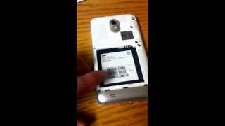 Find The Serial Number On A Boost Mobile Samsung Galaxy S2
