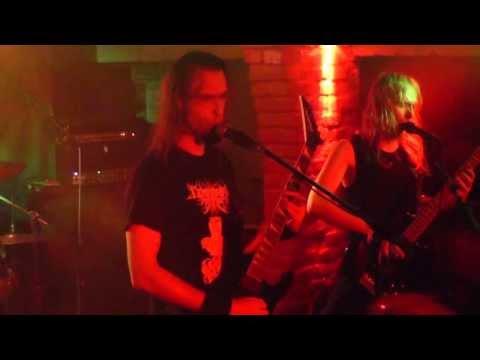 Cryogenic Implosion - Madness Fest, Barvy Club, Kiev, Ukraine 23-11-2013