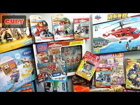 Mua đồ chơi bên mỹ LEGO siêu nhân người nhện Marvel batman superman anh hùng collection toy for kid
