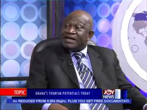 Ghana's Tourism Potentials Today - PM Express on Joy News (12-12-13)
