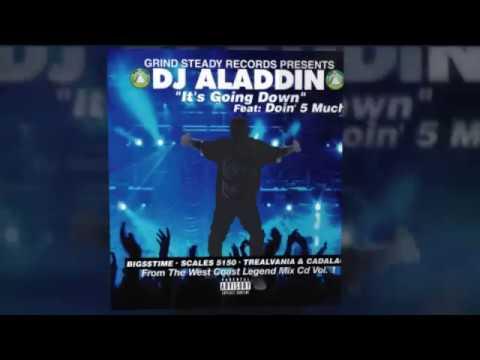 DJ Aladdin - It's Going Down