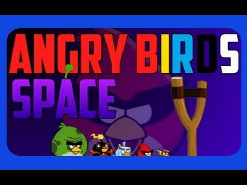 Angry Birds Space In Real Life,