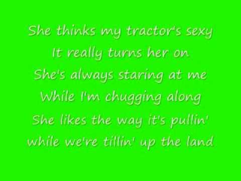 Mi tractor es sexy chesney