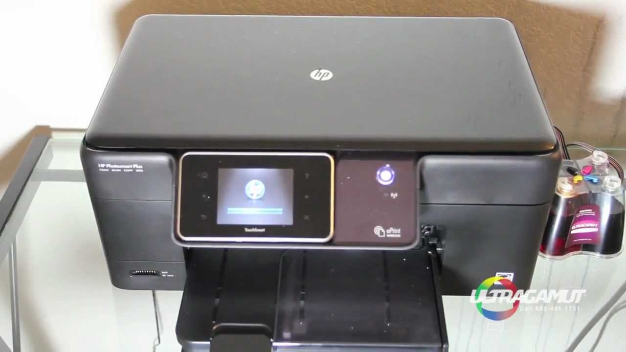 HP Photosmart Plus B210a Scanner Driver Download & Setup For Windows & Mac
