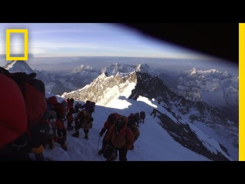 Everest - Getting to the Top