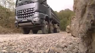 شاحنة مرسيدس أروكس | عالم السرعة