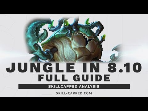 The ONLY 8.10 Jungle Guide You Need | SkillCapped