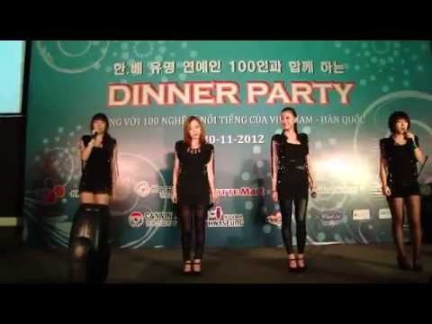 Hari ( Kiss ) Dinner Party 2012 - Lonely (2NE1)