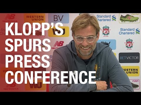 Jürgen Klopp's press conference ahead of Spurs Wembley clash | Mane update, Salah and more