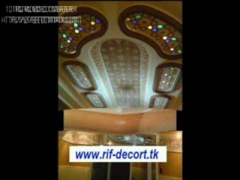 Stucco peinture decoration chahid youtube - Decoration stucco peinture ...