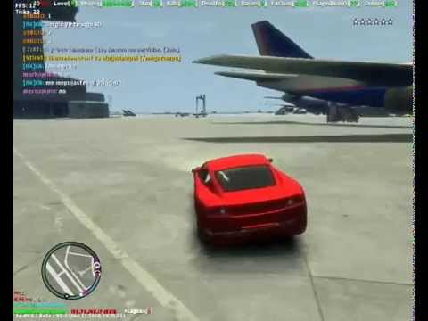 GTA IV Multiplayer  RACE OF CARS / CARRERAS DE AUTOS