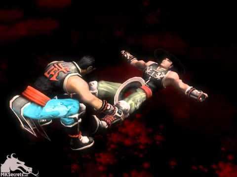 Mortal Kombat: Shaolin Monks Kung Lao Buzzsaw Fatality