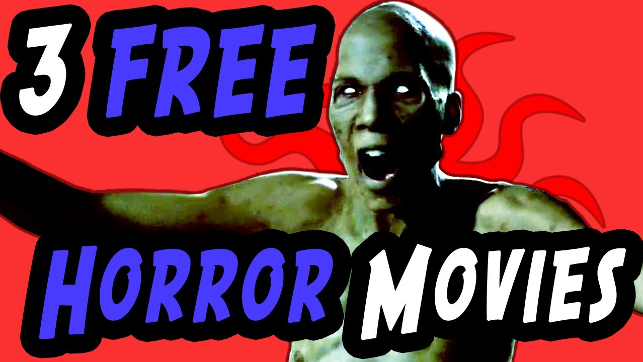 horror free movies