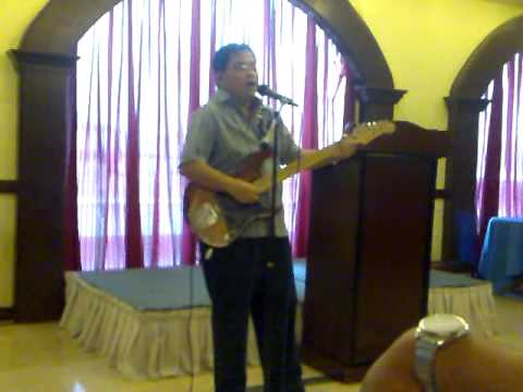PASTOR FABS DIONISIO AT ROG DAVAO