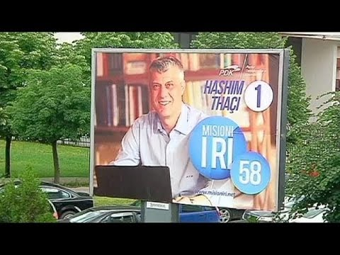 Kosovan general election result thought too close to call