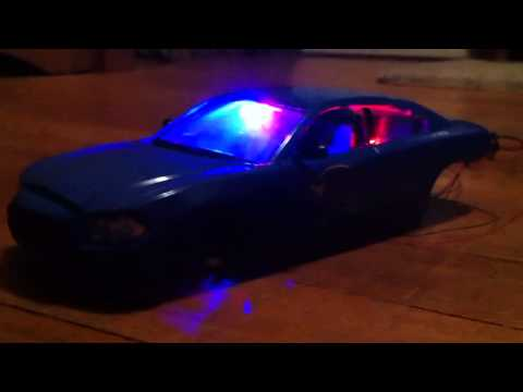 1:24 Michigan State Police Charger