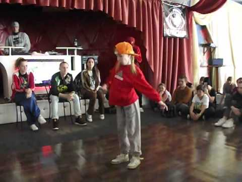 Big Mama (win) | 1\4 Final Hip-Hop 1x1 Beg | Rhythmic Warrior