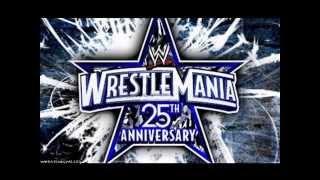 Wwe Wrestlemania 25 Cancion