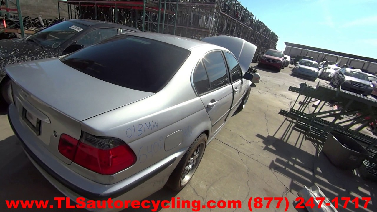 parting out 2001 bmw 330i stock 6402rd tls auto recycling 2001 bmw 330i car for parts