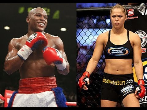 Dana White calls for Ronda Rousey vs Floyd Mayweather presented by