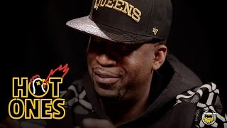 Tony Yayo Talks Shmoney Dance & Eminem's Taco Habit While Eating Spicy Chicken Wings | Hot Ones