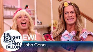"""Ew!"" with John Cena"