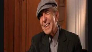 "Leonard Cohen On ""Hallelujah"""