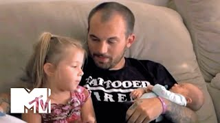 Adam's New Baby Sneak Peek | Teen Mom 2 | Season 5 | MTV
