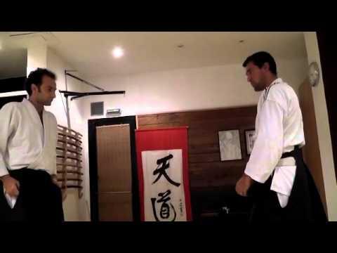 Tendoryu Aikido Milano Lezione 12 settembre 2013