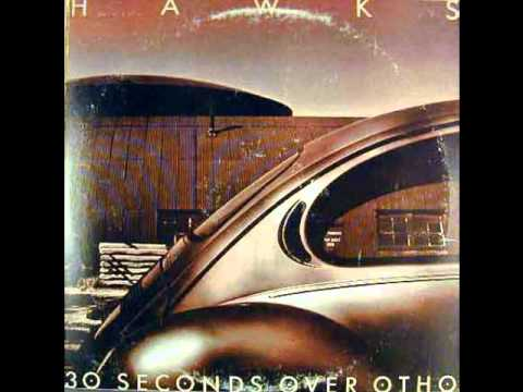 Hawks - Black  and White