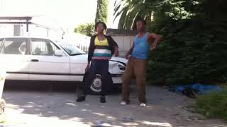 The Best Gas Pedal Dance Ever !