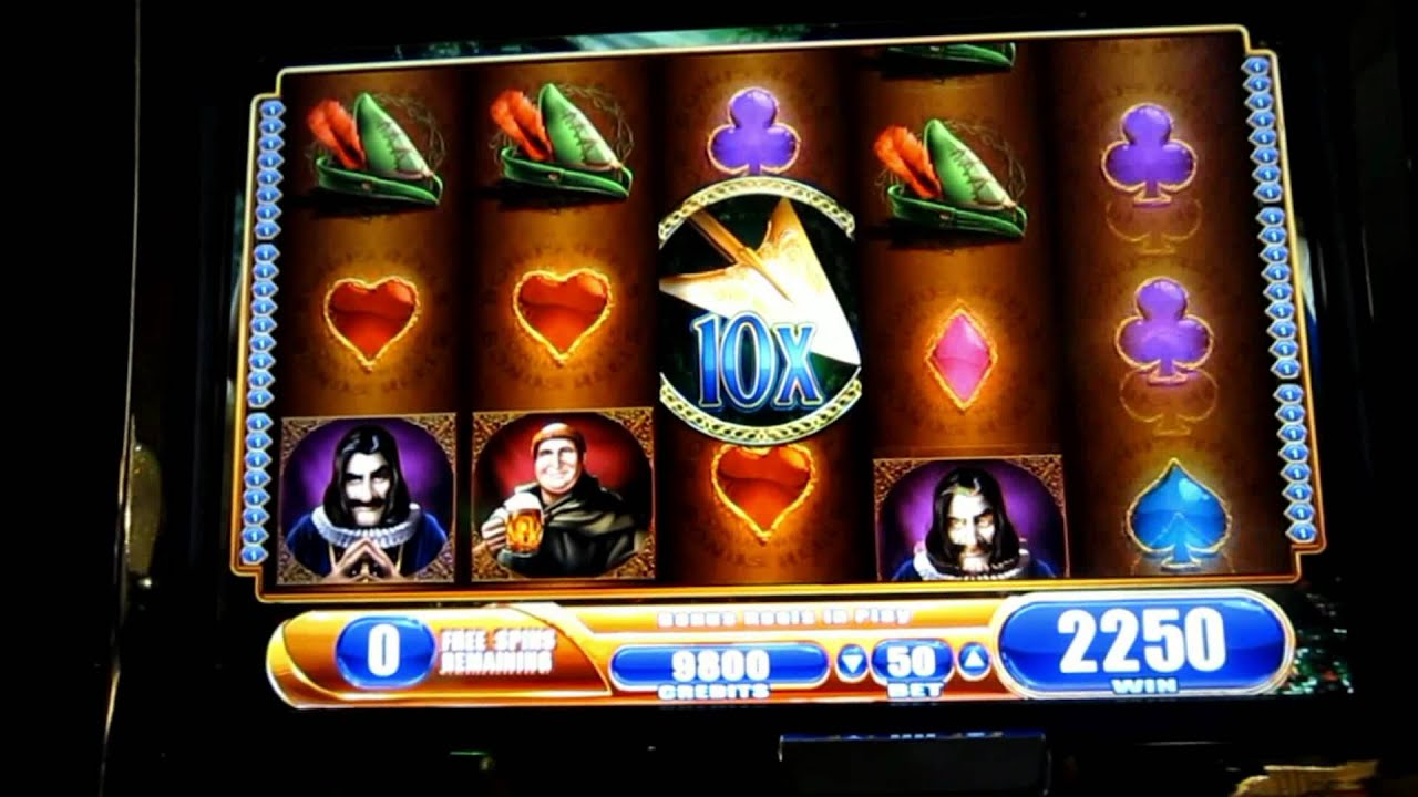 Slot Machine Bonus Round Games – Learn About Slots Features