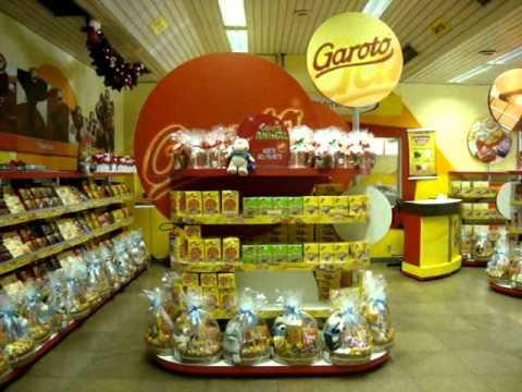 Fábrica de Chocolates Garoto - Vila Velha ES