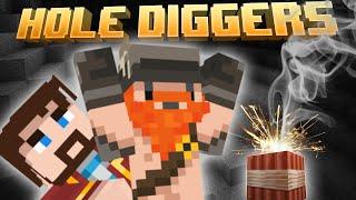 Minecraft Tiny TNT Hole Diggers 44