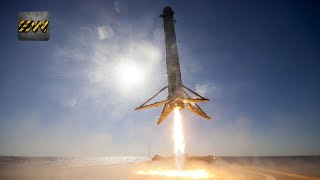 5 AMAZING SpaceX Rocket Landing Videos