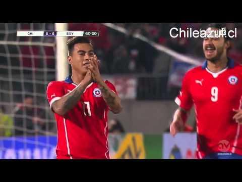 Amistoso Mundial Brazil 2014 Chile 3 2 Egipto Radio Sport Chile