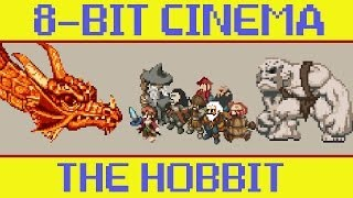 The Hobbit 8 Bit Cinema