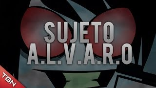 MINECRAFT: SUJETO A.L.V.A.R.O