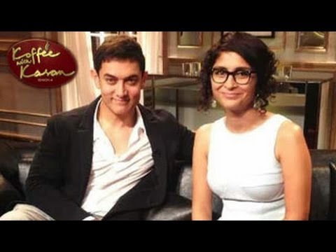 Aamir Khan & Kiran Rao on Koffee with Karan 15th December 2013 FULL EPISODE